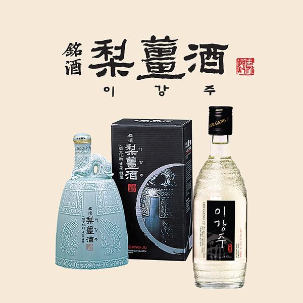 liquor Leegangju Manufacturing Process